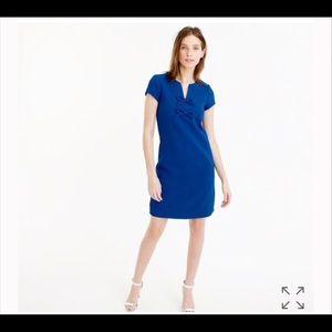 Jcrew Women's size 10 dress blue